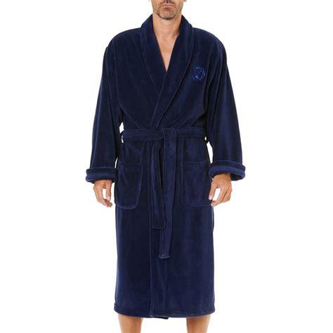 robe de chambre polaire homme pas cher peignoir bain homme pas cher