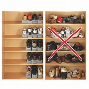 Rangement à Chaussures : 45 best rangements chaussures images on pinterest shoe rack storage and good ideas ~ Teatrodelosmanantiales.com Idées de Décoration