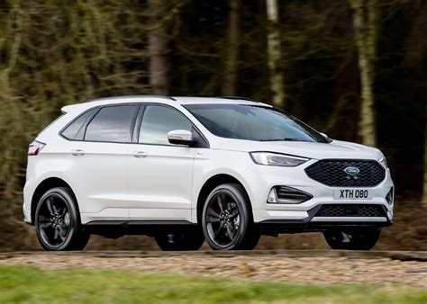 Ford Edge St Price by 2020 Ford Edge St Price Features New Suv Price