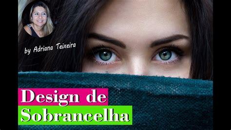 Material Necessário Para Uma Designer De Sobrancelha