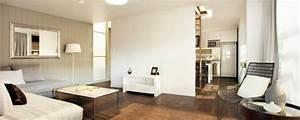 Wohnung Einrichten Kosten : kleine wohnung einrichten schlicht und kompromisslos ~ Lizthompson.info Haus und Dekorationen
