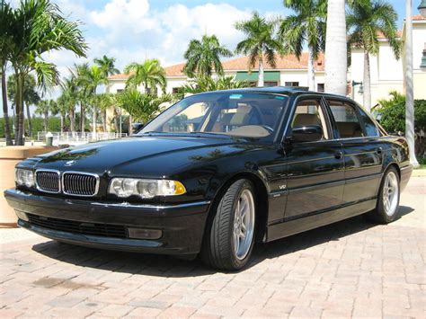 2001 Bmw 750il For Sale by 2001 Bmw 750il Driver Quarter German Cars For Sale
