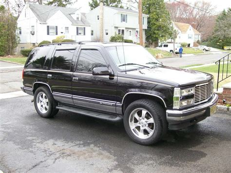 1998 Chevrolet Tahoe by Domer94 S 1998 Chevrolet Tahoe