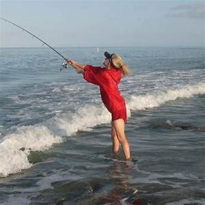Wade fishing along the shore | Visit St Petersburg ...