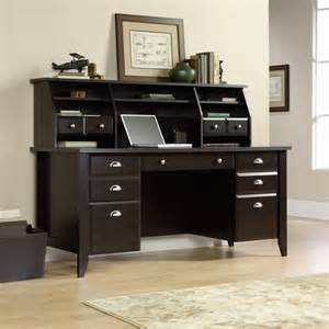 sauder shoal creek executive desk 408920 free shipping