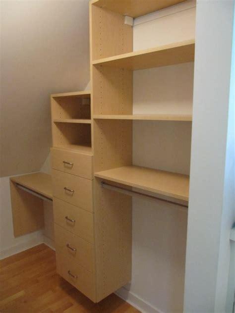 closet designs sloped ceilings search closet