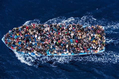 Refugee Boat Italy by What You Need To Know About The E U S Refugee Crisis