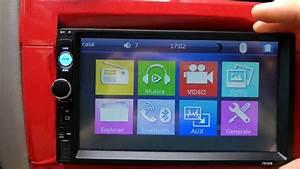 Autoradio 7010b Mp5 Player