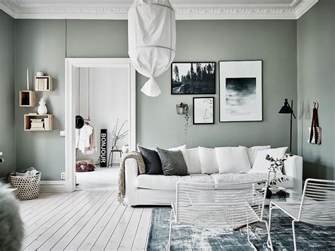 GET THE LOOK SAGE LIVING ROOM The Home Studio