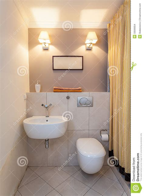 Vintage Mansion  Water Closet Stock Photo  Image Of