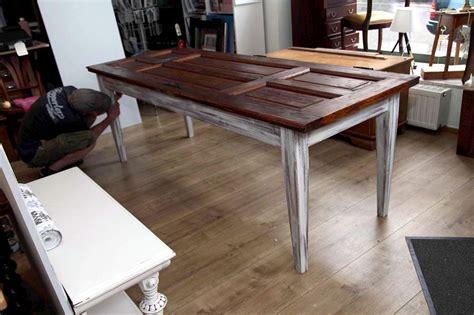 Tisch Aus Alter Tür tisch aus alter tür upcycling neuer tisch aus alter t r heimwerken