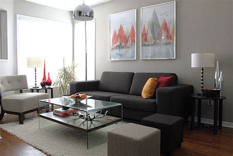 4 Inspiring Small Living Room Ideas