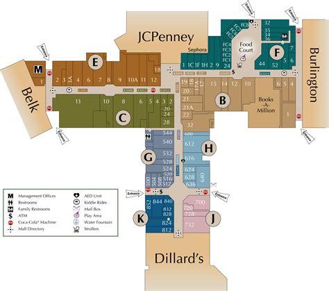 mall directory northwoods mall