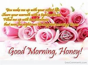 Good morning honey - DesiComments.com