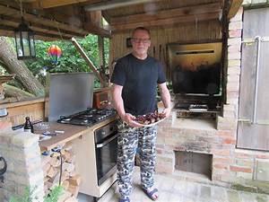 Outdoor Küche Bauen : zwischen teich und b umen meine outdoor k che geniesserwelt ~ Markanthonyermac.com Haus und Dekorationen