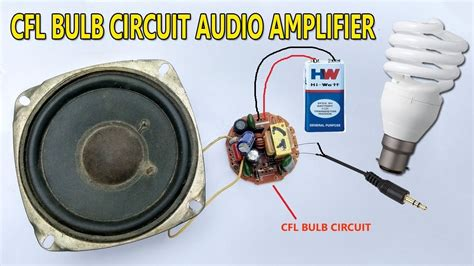 How To Make A Audio Amplifier