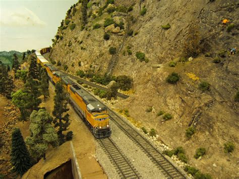 ho scale mountain division