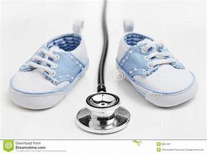 Pediatrics stock image. Image of care, shoes, baby, laces ...