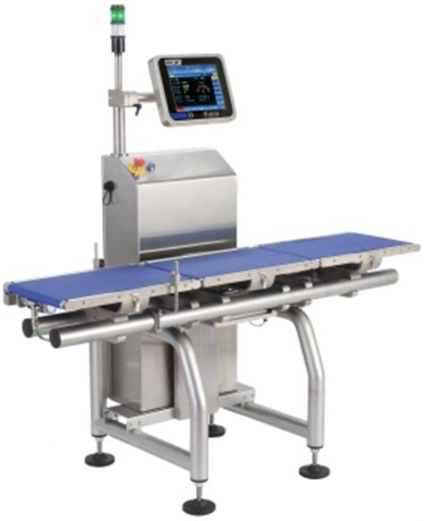 selecta  motion checkweigher