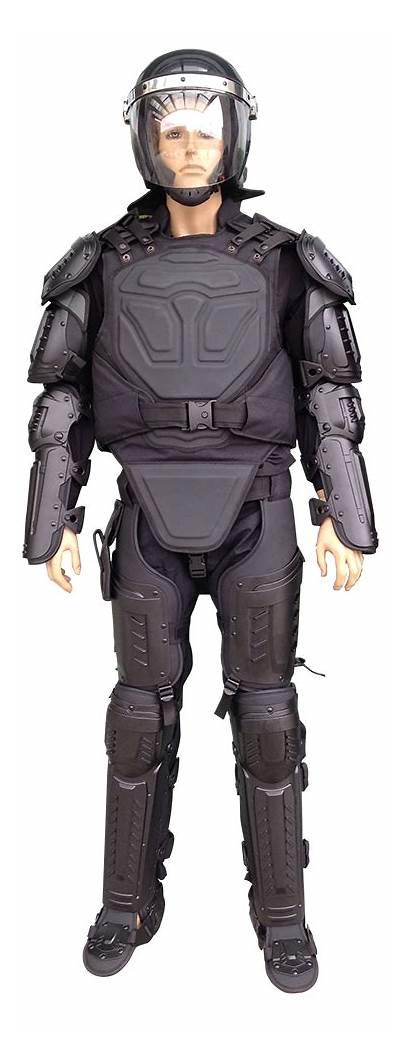 Riot Suit Sarkar Anti Gear