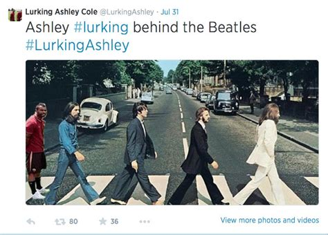 Lurking Meme - ashley cole lurking memes memes