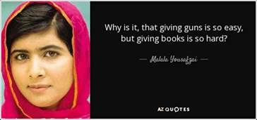 Image result for malala quotes