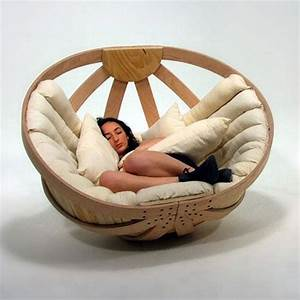 8 cool and sometimes cozy chair designs