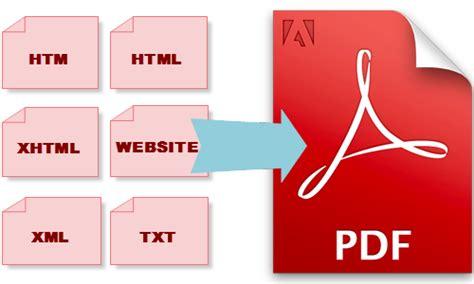 Free HTML to PDF Converter Download