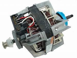 279827  Dryer Motor  U0026 Pulley Fits Roper  Kenmore
