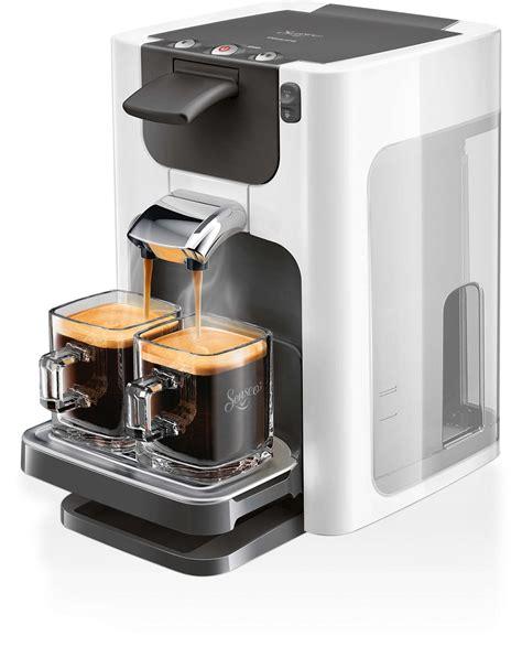 Promo Cafetiere Senseo Quadrante Machine 224 Caf 233 224 Dosettes Hd7864 11 Senseo 174