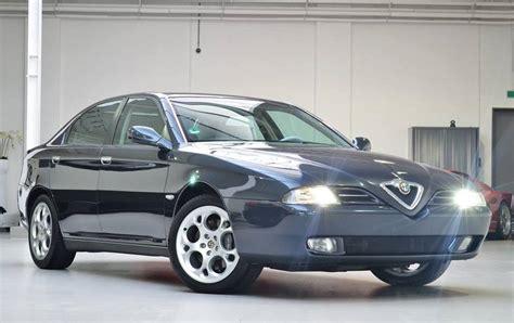Blast From The Past Alfa Romeo 166