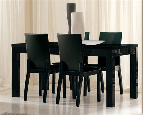 table de cuisine noir cuisine laque elements bas city meuble four l 60 cm