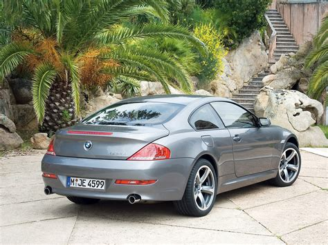 2008 Bmw 6 Series by 2008 Bmw 6 Series Rear Angle Stairs 1280x960 Wallpaper
