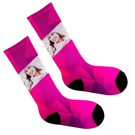 Printed Socks personalised socks uk custom printed socks for