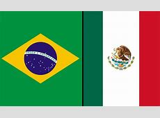 Brazil vs Mexico, FIFA World Cup 2014 Facts Punch of