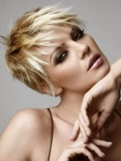 coupe courte pour femme 2014 design bild