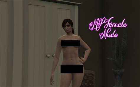 Mp Female Nude Gta5