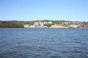 Houses in Lake of the Ozarks Missouri