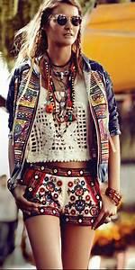 Mode Hippie Chic : 1001 id es pour la tenue hippie chic qui aider se ~ Voncanada.com Idées de Décoration