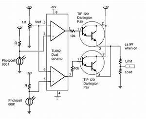 Build An Optical Detector Circuit
