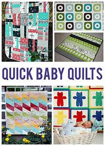 10 Easy Baby Quilt Patterns That Stitch Up Quick