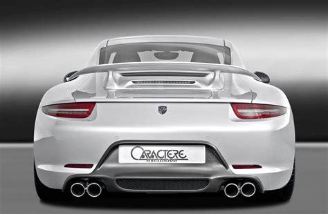 Caractere Exclusive Present Porsche 911 Kit At 2018 Sema
