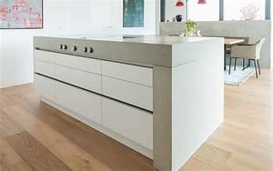 Arbeitsplatte Küche Beton : beer k chen manufaktur k chen ganz individuell beton ~ Watch28wear.com Haus und Dekorationen