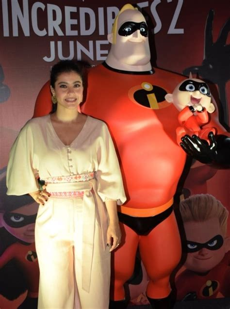 actress kajol horoscope after lending her voice for incredibles 2 bollywood
