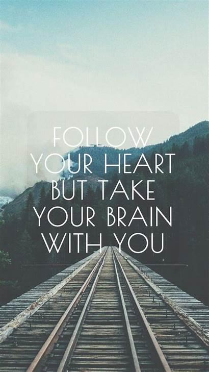 Quotes Lock Screen Inspirational Heart Motivational Positive