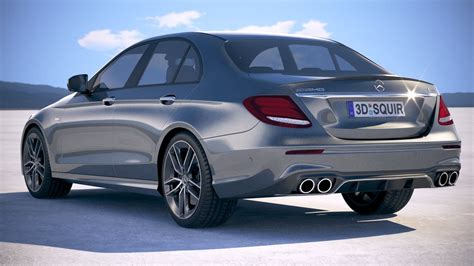 And it comes in more than one bodystyle, too. Mercedes-Benz E53 AMG Sedan 2019