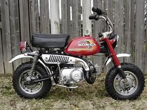 1000  Images About Honda Monkey On Pinterest