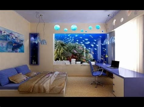 bedroom fish tank genius ideas of fish tank bed for your bedroom 10433 | hqdefault