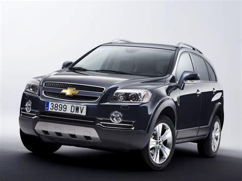 2012 Chevrolet Captiva Sport  Information And Photos
