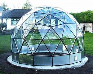 geodesic glass dome | Dome Homes | Pinterest | Glass domes ...